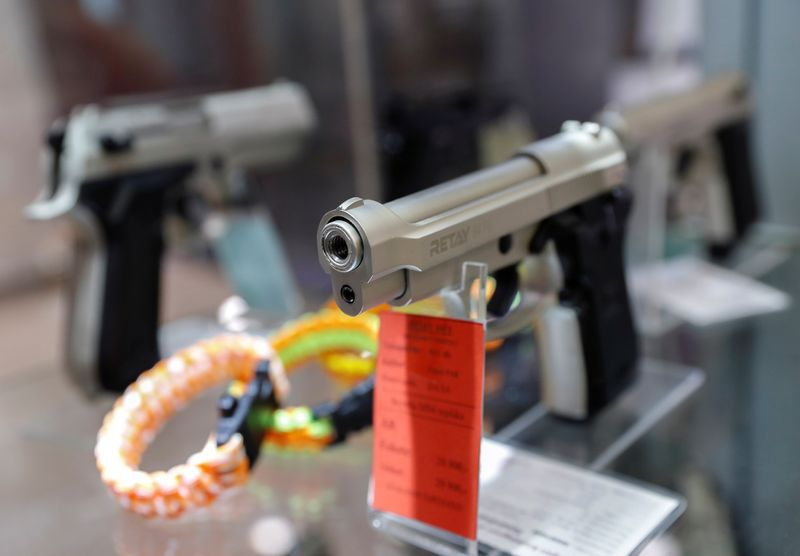 Gun and Ammunition Sales Rise Amid Pandemic Fears